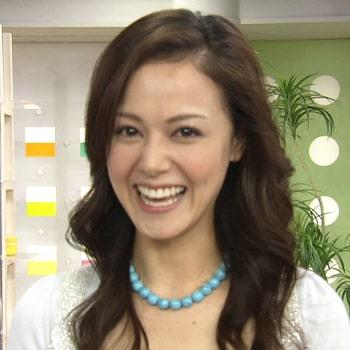 タレントの小田茜さん